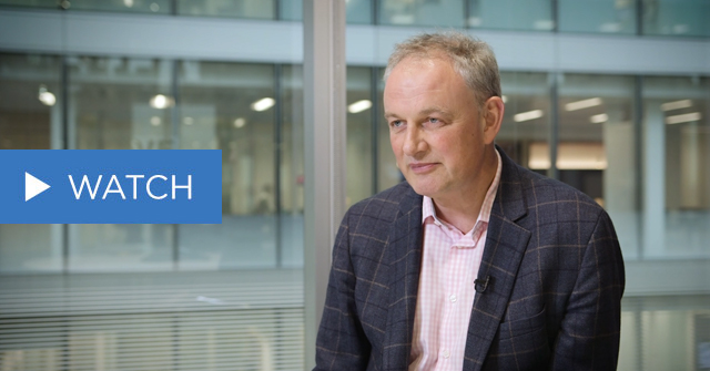 Interview with Chris Steel, our global head of healthcare, on value-based care