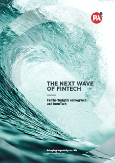 Next wave of fintech | PA Consulting