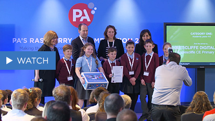 PA Raspberry Pi Competition 2016