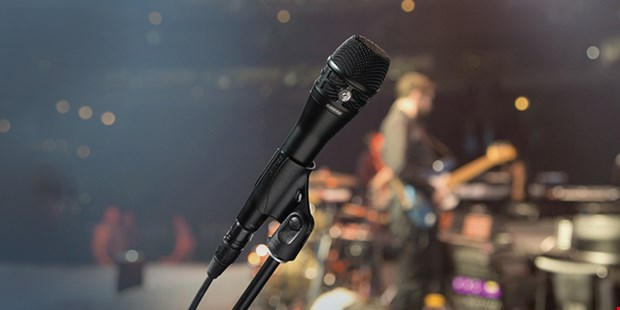 Powering the most demanding live performances with wireless audio