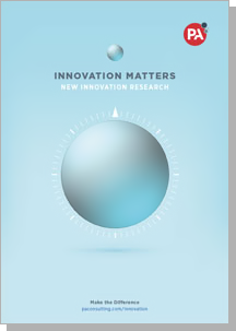 Innovation untapped report
