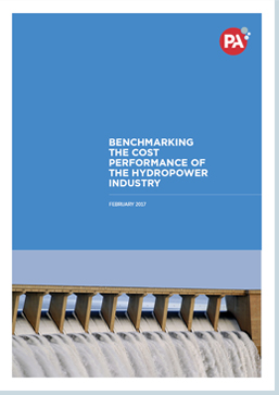 Hydrobenchmarking Report cover