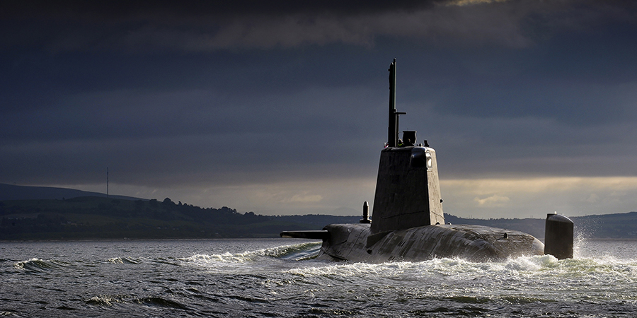 Saving over £110 million on a new submarine for the Royal Navy