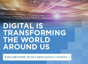 Digital is transforming the world arouns us. Explore more