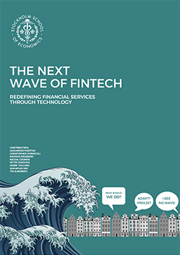 Redefining financial services through technology: download the report