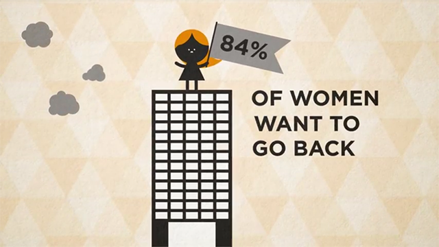 Research by She's Back and the University of Edinburgh Business School provides real insight into why women leave – and why they want to return.