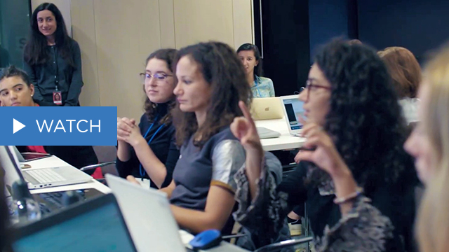 Getting women into coding with Code First: Girls