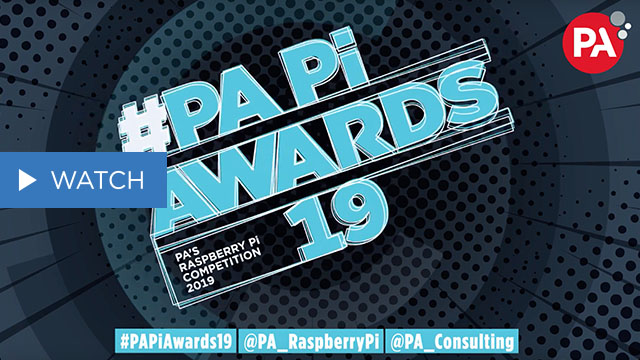 PA Raspberry Pi Competition 2019