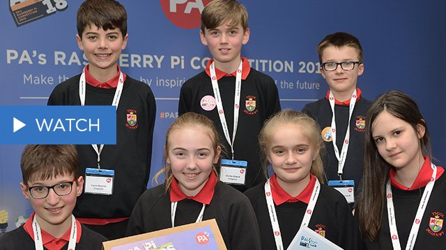 PA Raspberry Pi Competition 2018