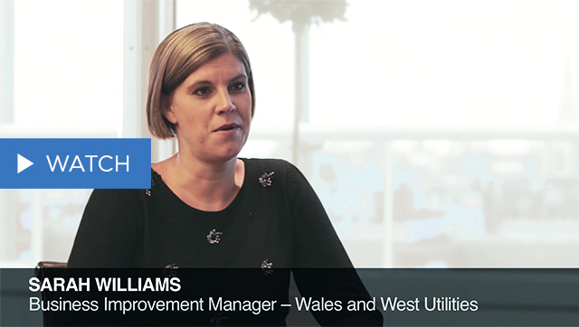 Wales and West Utilities – developing a leading business intelligence capability to improve performance